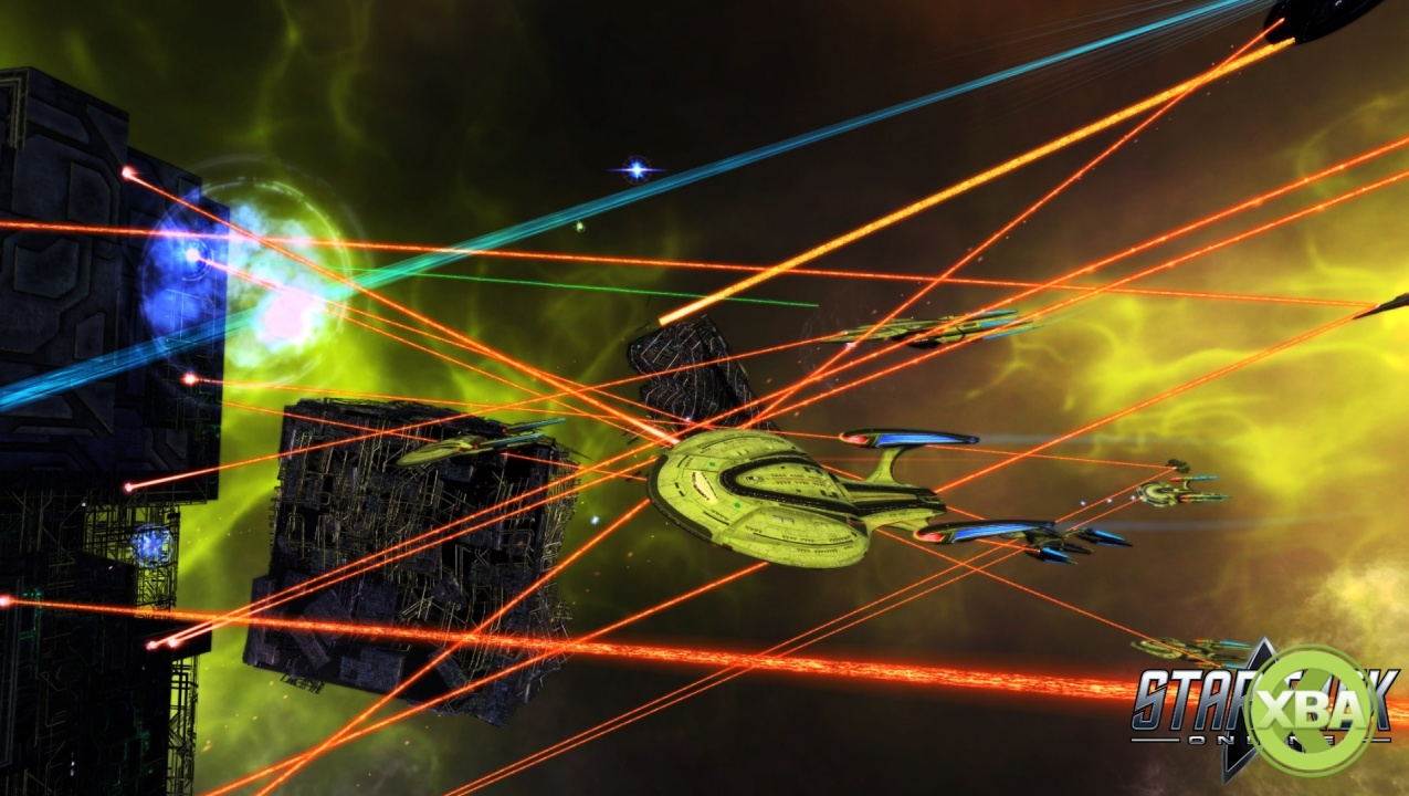 Star trek online has attracted over 1 000 000 players on console so far xbox one xbox 360 - Star trek online console ...