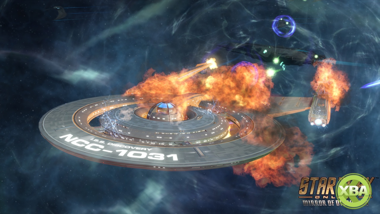 Star Trek Online 'Mirror of Discovery' Expansion Coming This