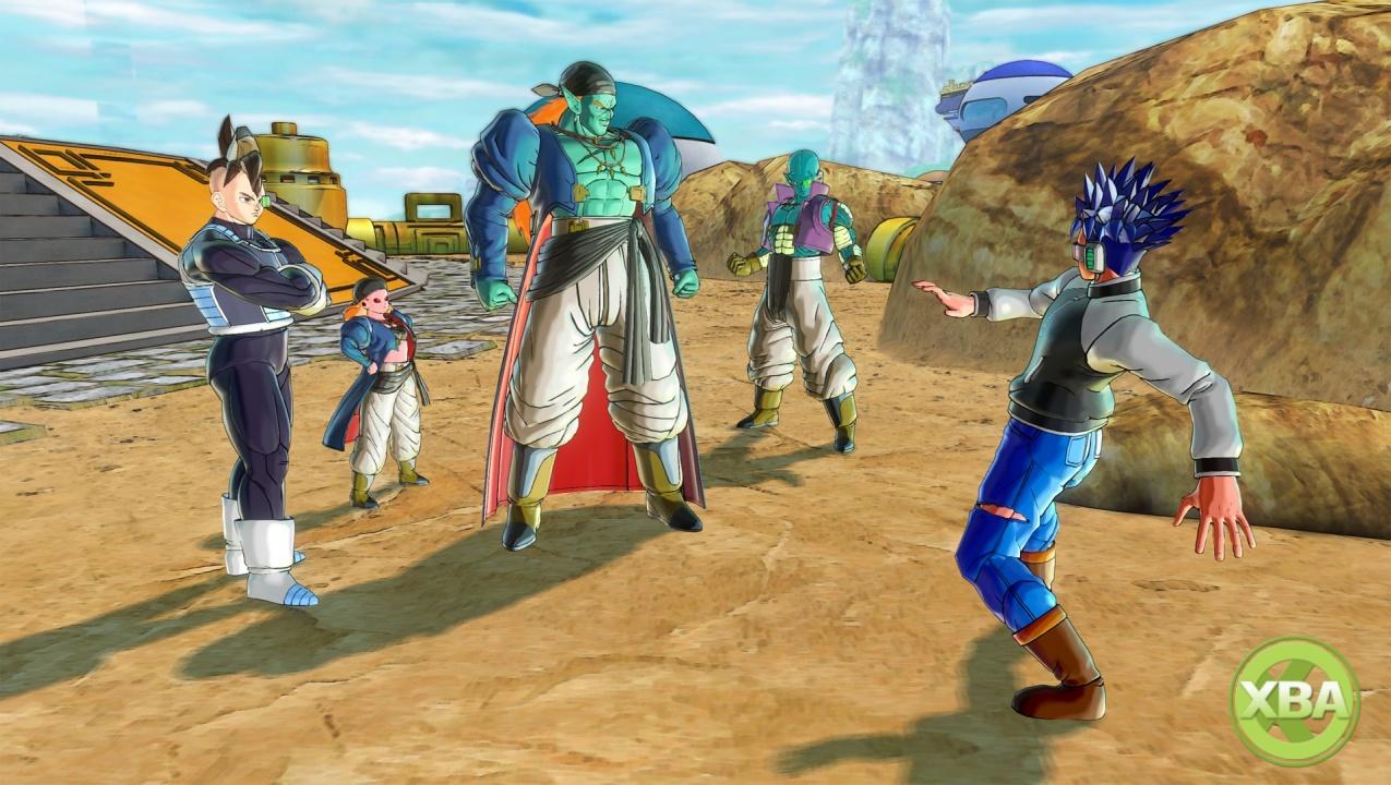 Dragon Ball Xenoverse 2 DLC Super Pack 3 Adds Goku Black ...