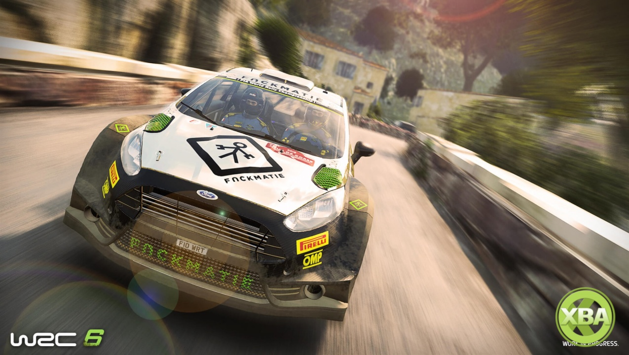 wrc 6 brings more rally racing to xbox one this autumn xbox one xbox 360 news at. Black Bedroom Furniture Sets. Home Design Ideas
