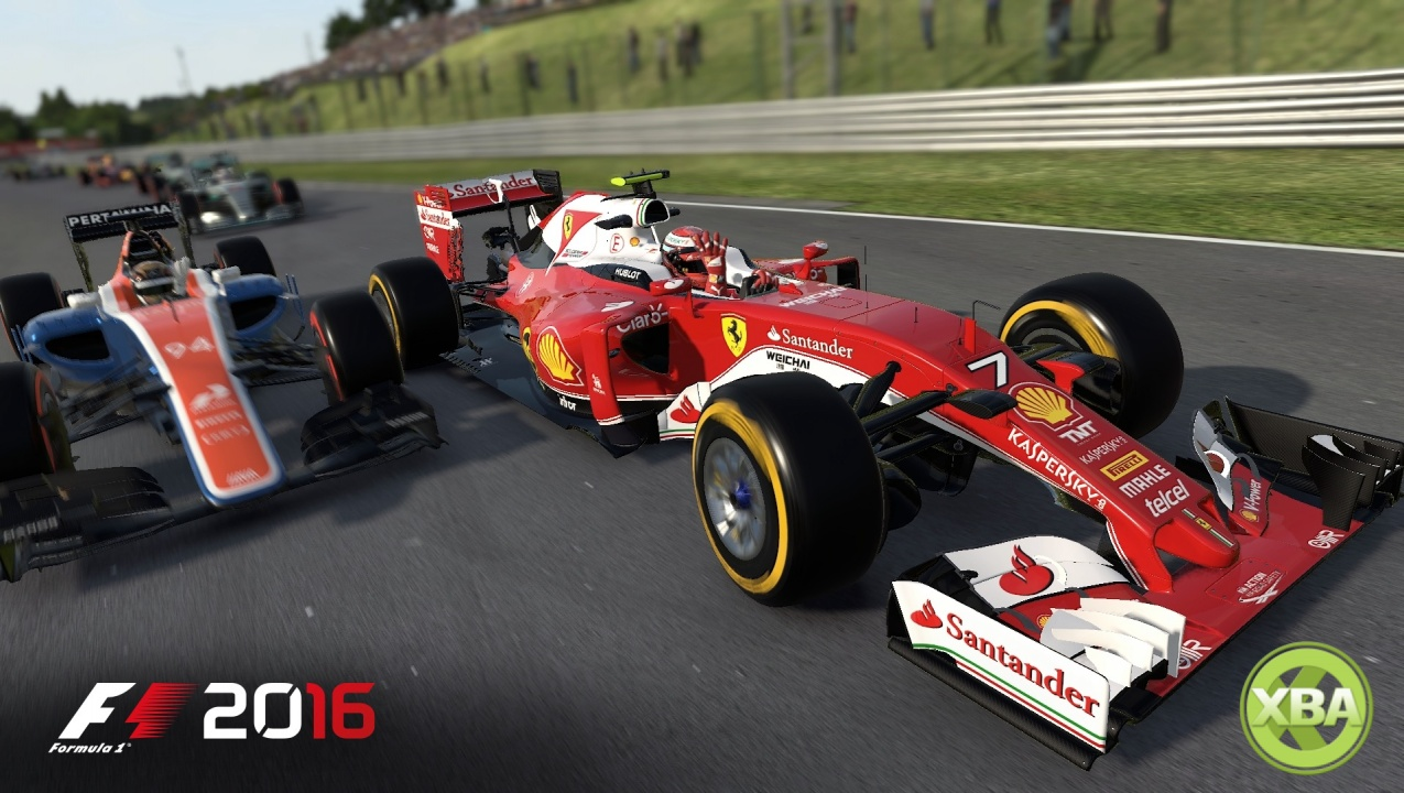 here 39 s 21 minutes of f1 2016 career mode gameplay xbox one xbox 360 news at. Black Bedroom Furniture Sets. Home Design Ideas
