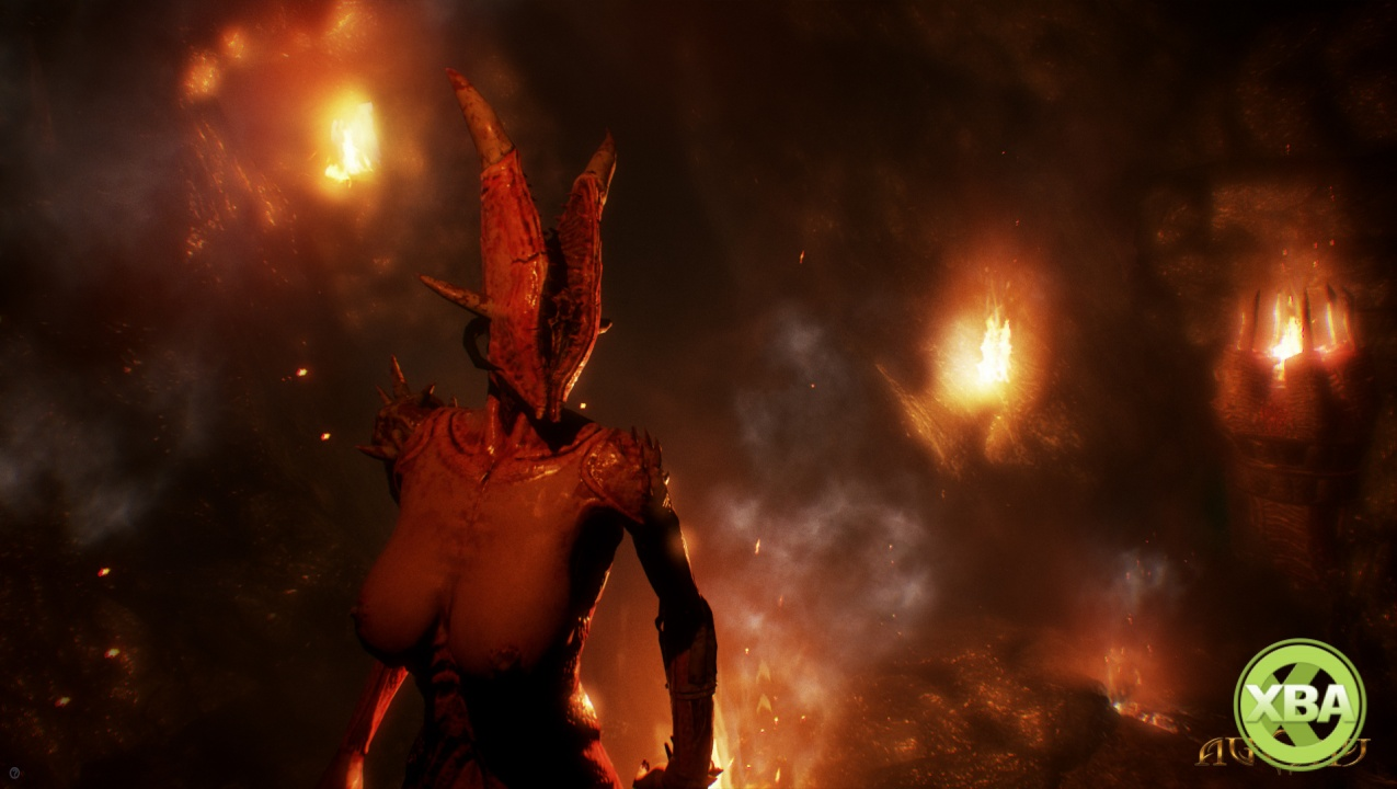 Agony is a Survival Horror Game Set in Hell - Xbox One, Xbox