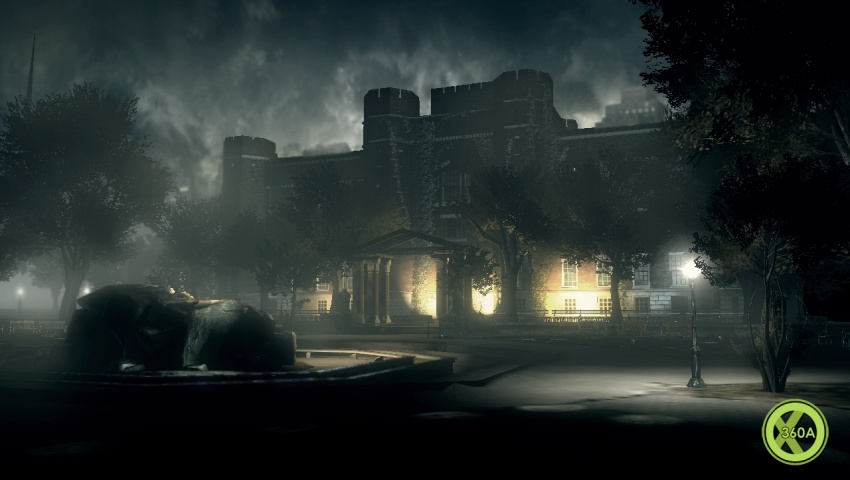 Alone In The Dark Central Park Anyone Xbox One Xbox 360