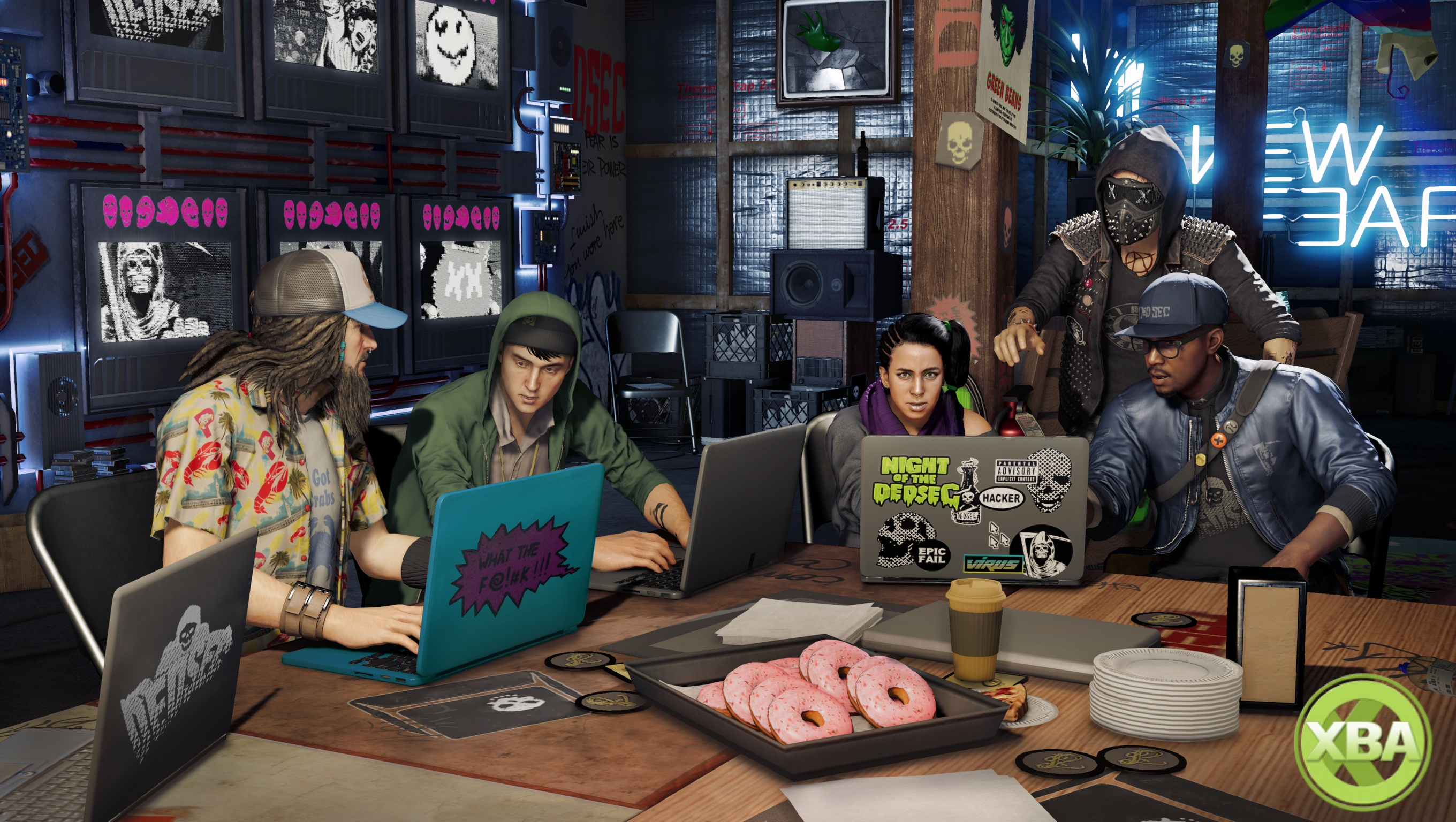 New Watch_Dogs game is called Watch Dogs Legion, first details leaked online