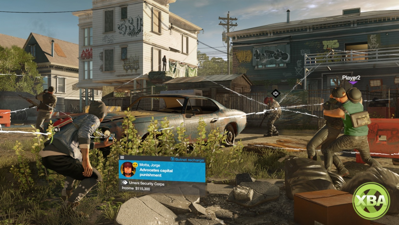 Watch Dogs 2's latest gameplay trailer highlights free-roam and multiplayer options