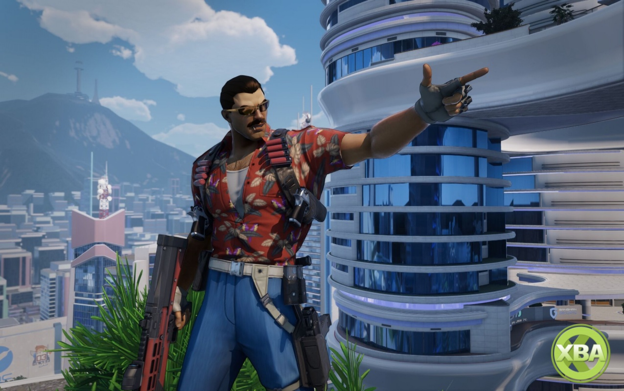 The Latest Agents Of Mayhem Trailer Gets All Magnum PI