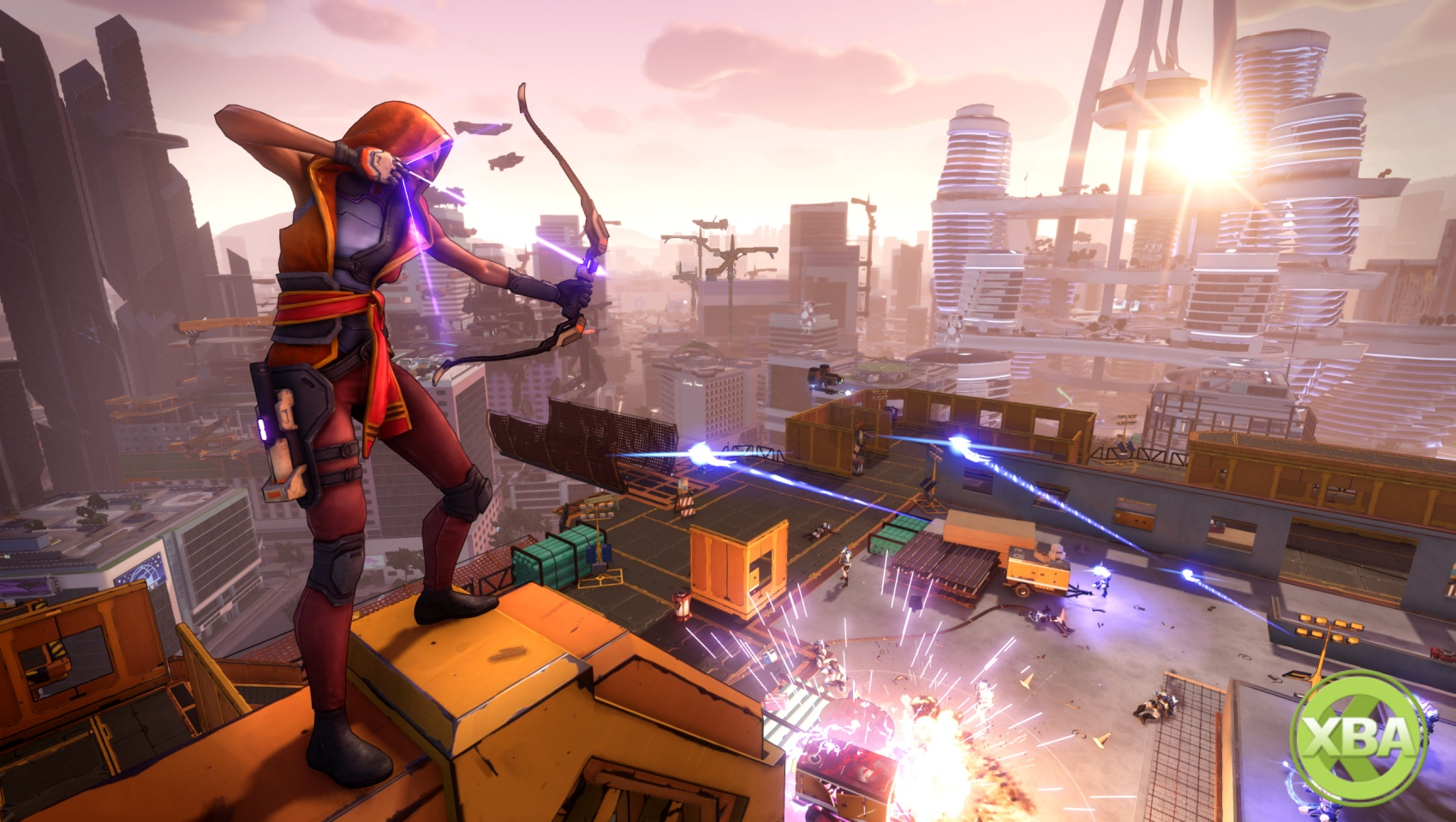 Agents of Mayhem 'Bombshells' trailer