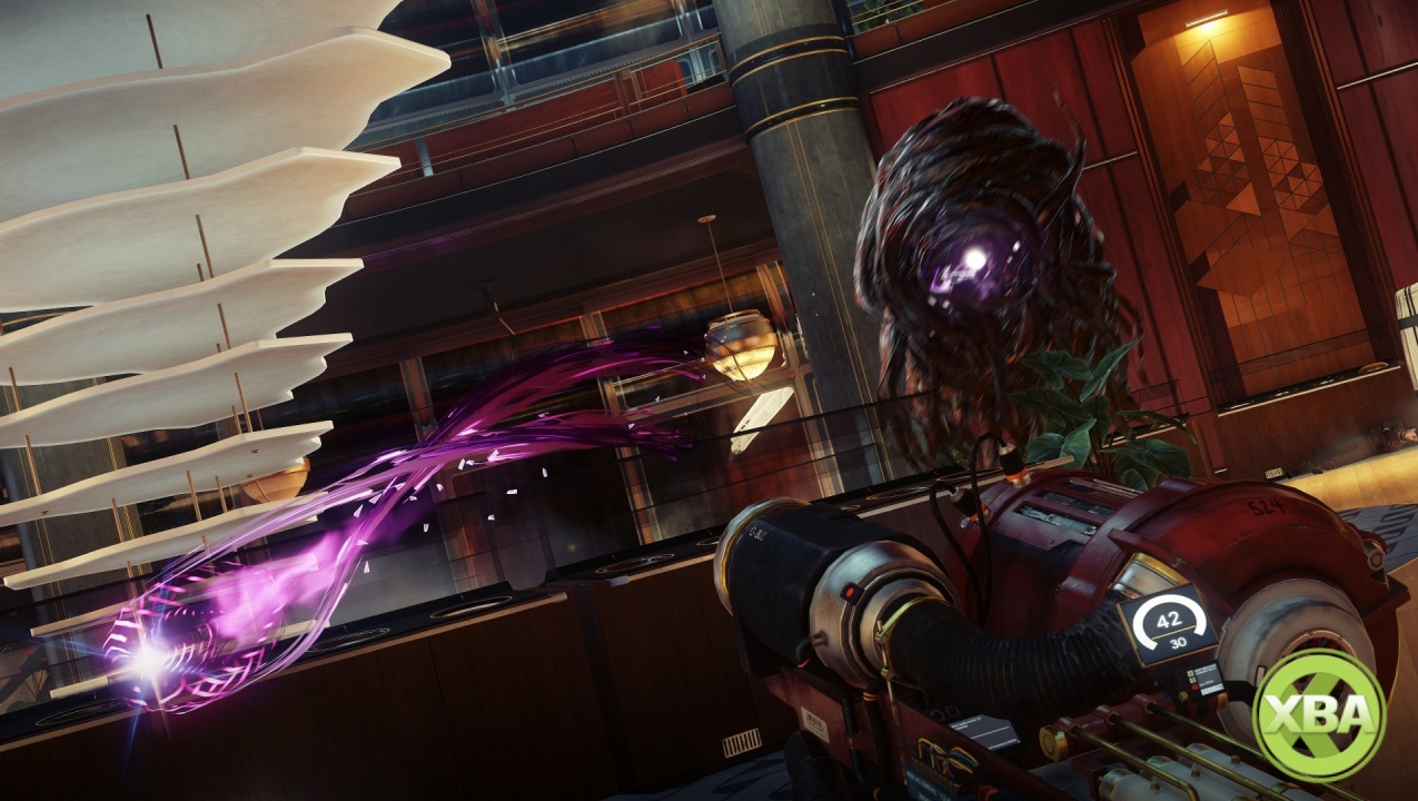 Prey is getting a major update, and it's live tonight