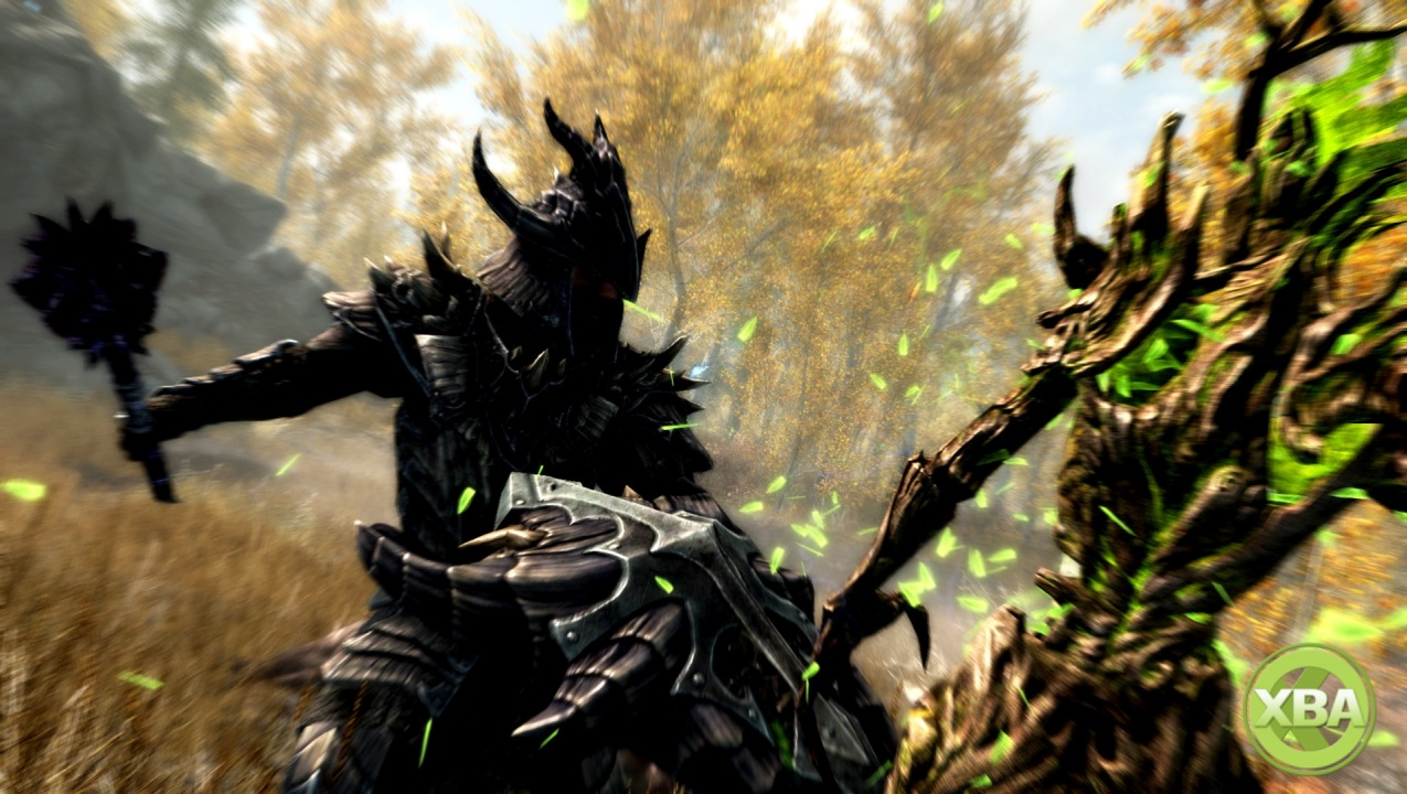 Skyrim top 10 fus ro dah moments that take
