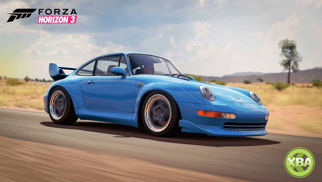 forza horizon 3 joins xbox live gold free play days this. Black Bedroom Furniture Sets. Home Design Ideas