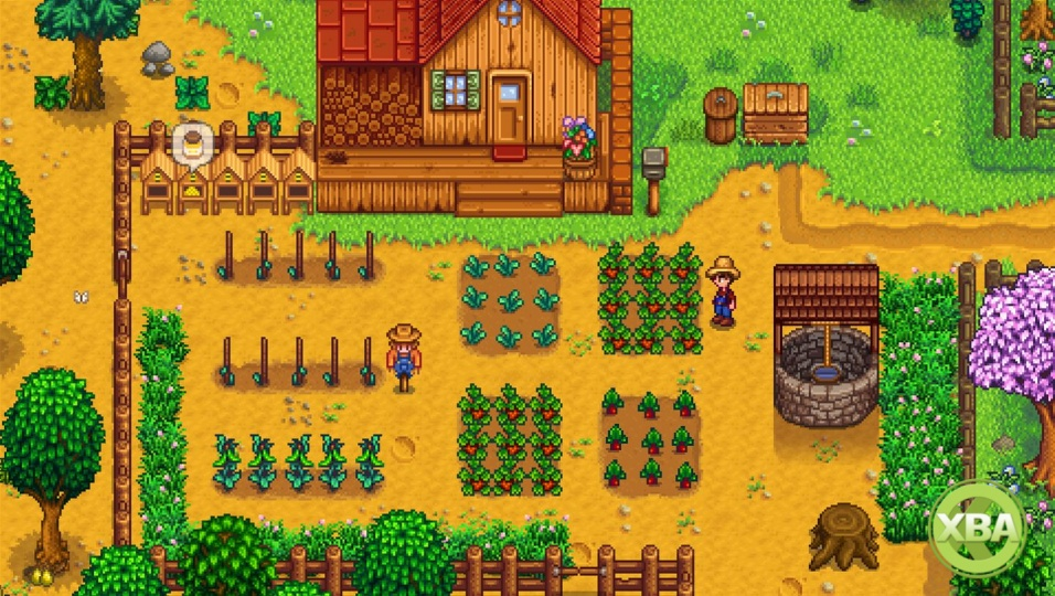 Multiplayer Finally Comes to Stardew Valley for PC in August