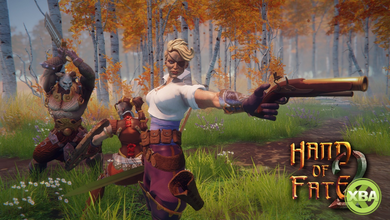 Hand of Fate 2 Release Date Announced; New Companion Revealed