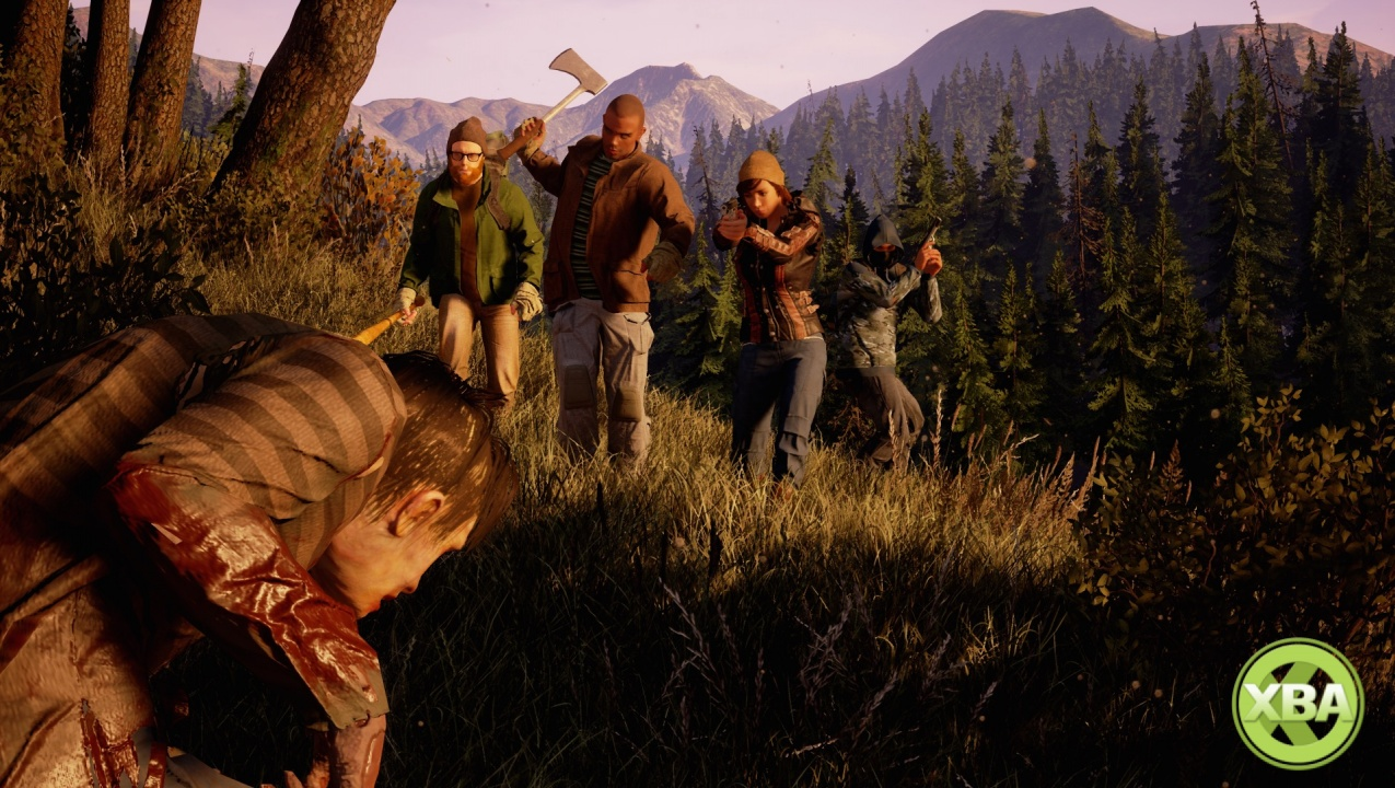 State of Decay 2's Xbox One X enhancements detailed