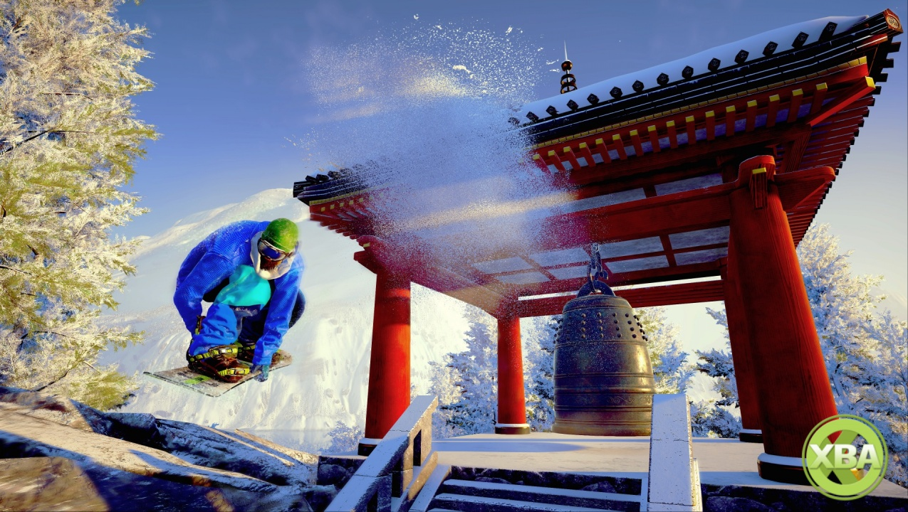 Steep's Road to the Olympics is getting an open beta