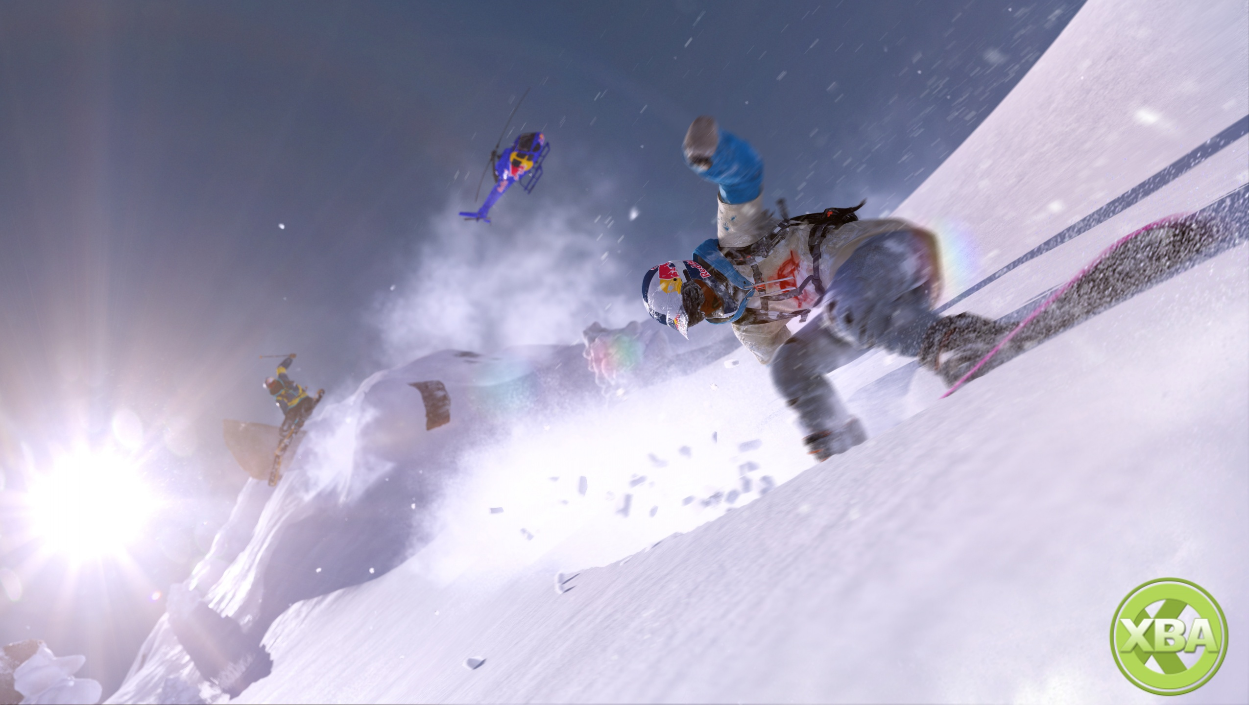 Steep: 10 Minutes Of Skiing, Snowboarding, Paragliding ...