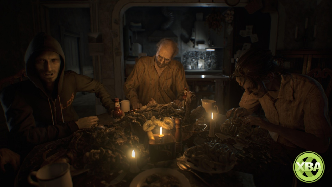 Resident Evil 7: A portage on Nintendo Switch?