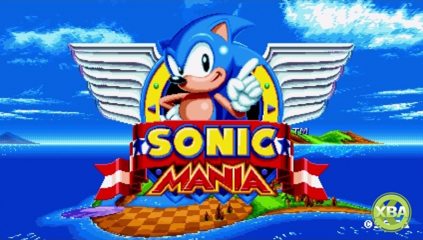 Sonic Mania Gets Two-Week Delay on PC