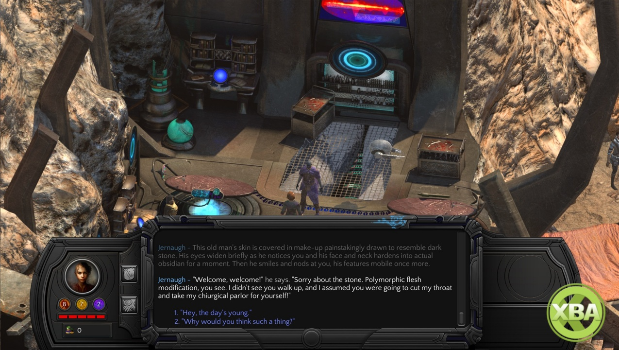 Torment: Tides of Numenera Goes Gold, Gets an Interactive Trailer