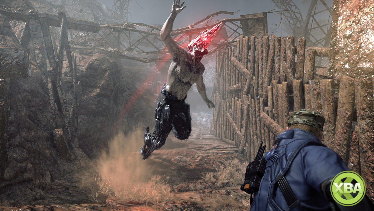 New Metal Gear Survive Trailer Is All about Co-Op