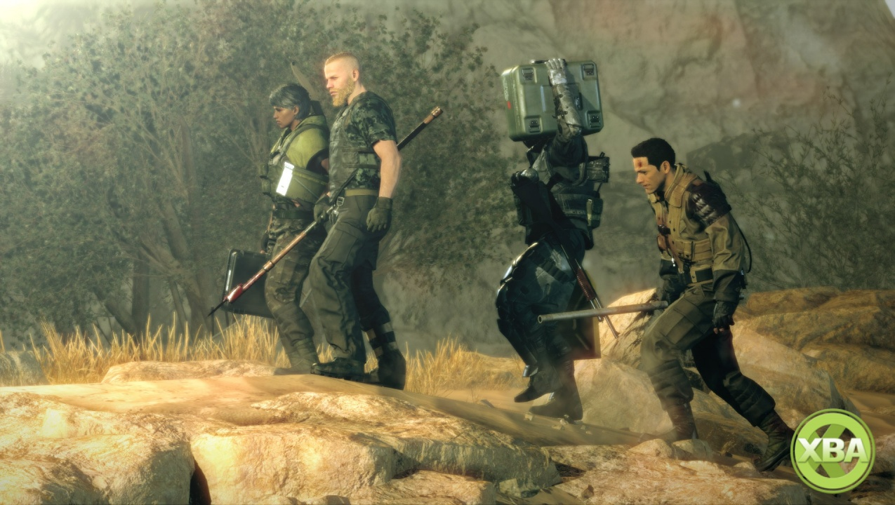 Metal Gear Solid V: The Definitive Experience revealed