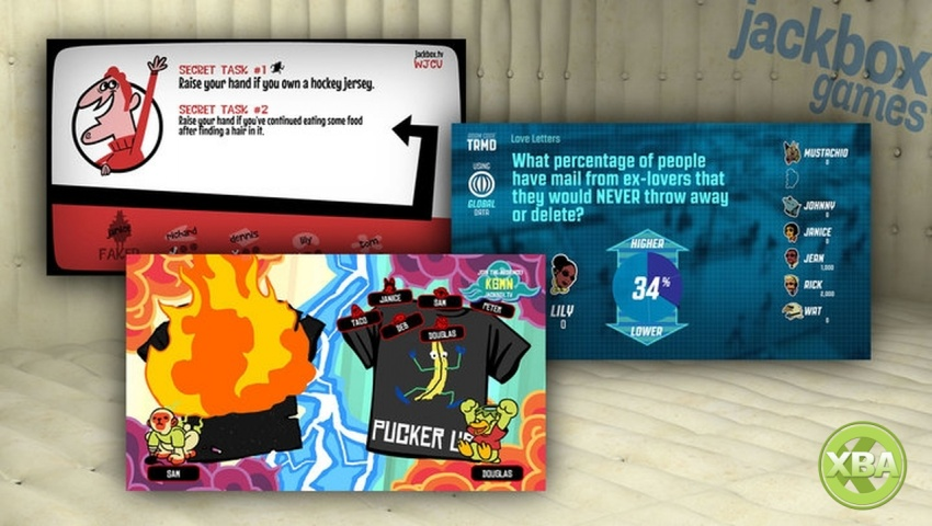 Game Added: The Jackbox Party Pack 3   XboxAchievements.com