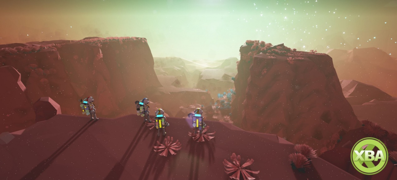 Astroneer Explores the Far Reaches of Space via Xbox Game Preview in