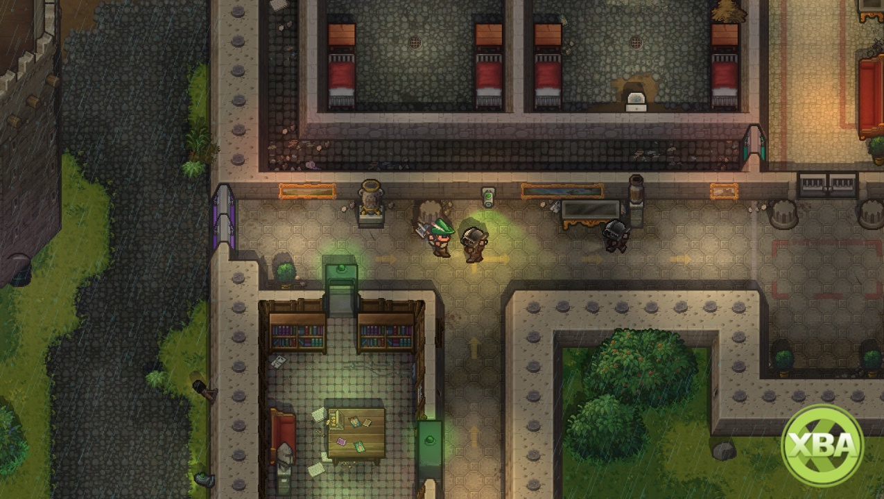 The Escapists 2 Dlc Dungeons And Duct Tape Now Available