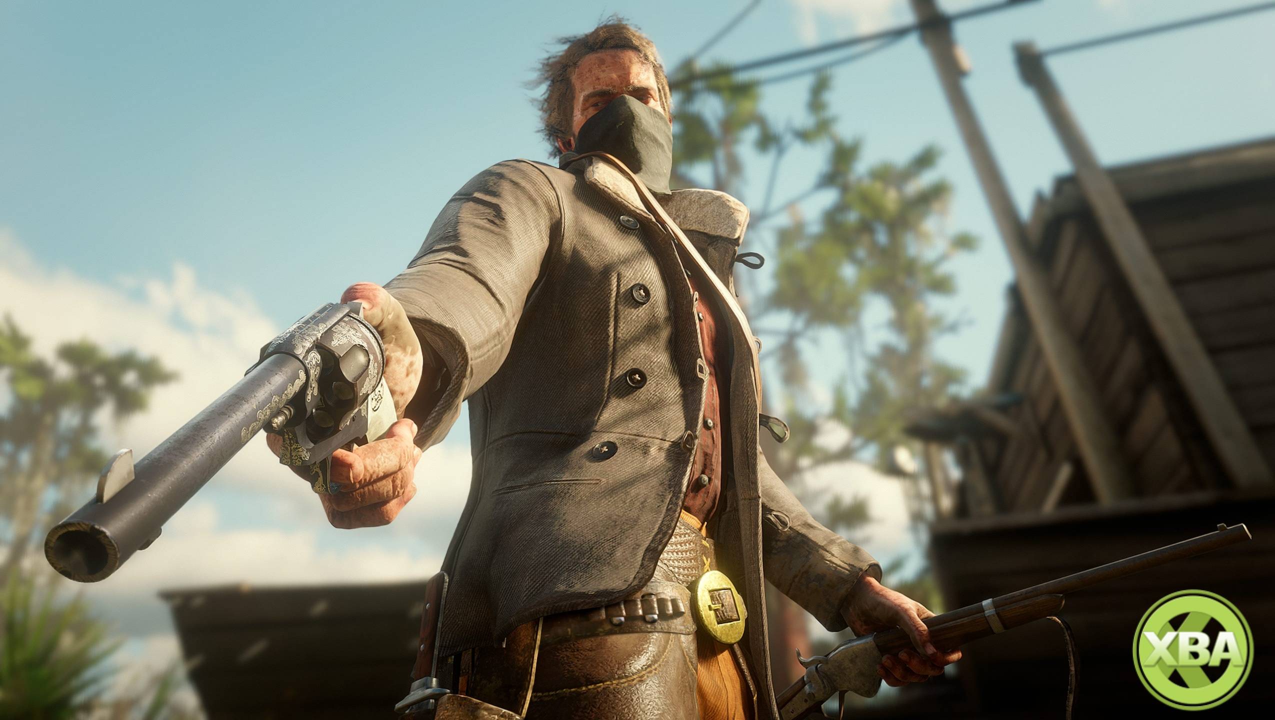 Red Dead Redemption 2 has a massive lineup of weapons