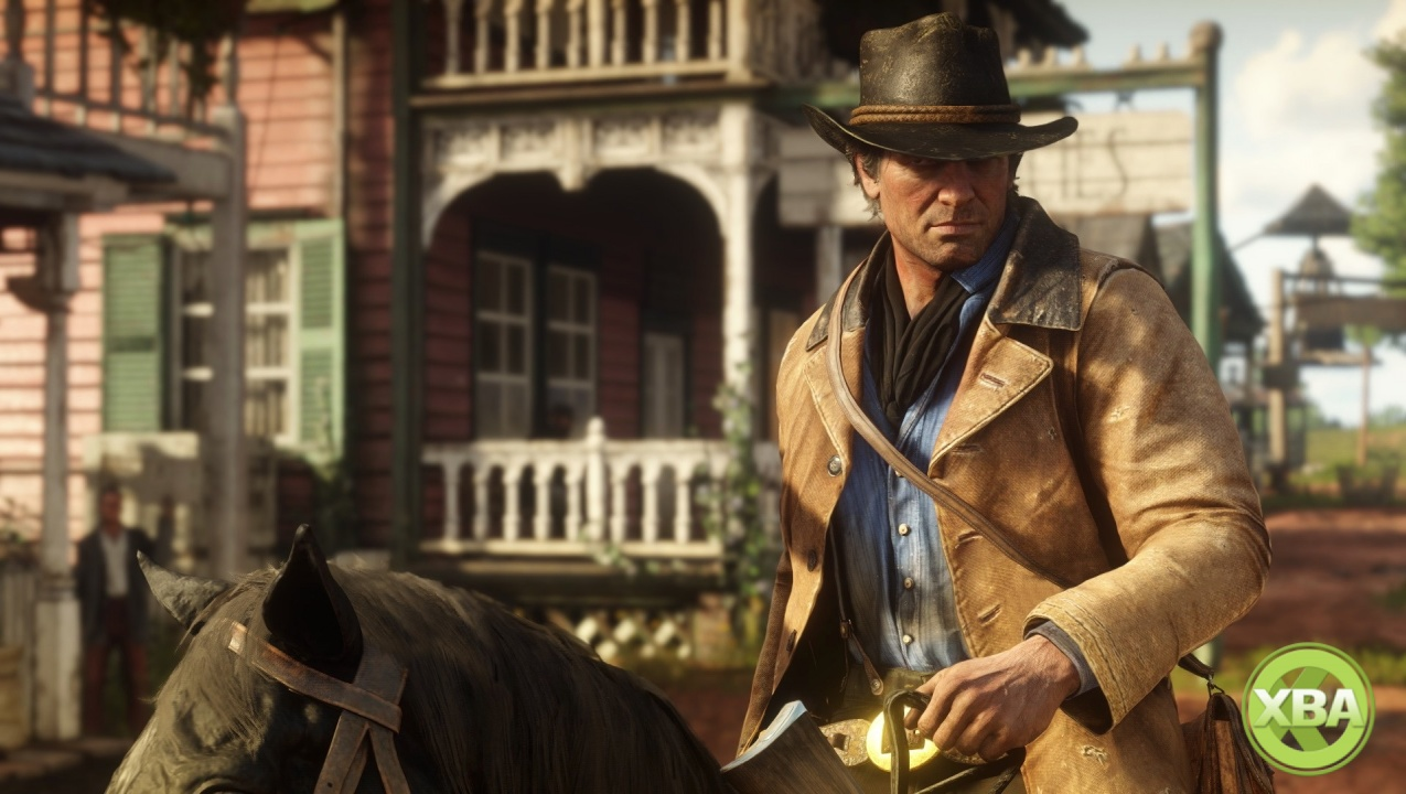 Red Dead Redemption 2 details frontier, cities, and towns