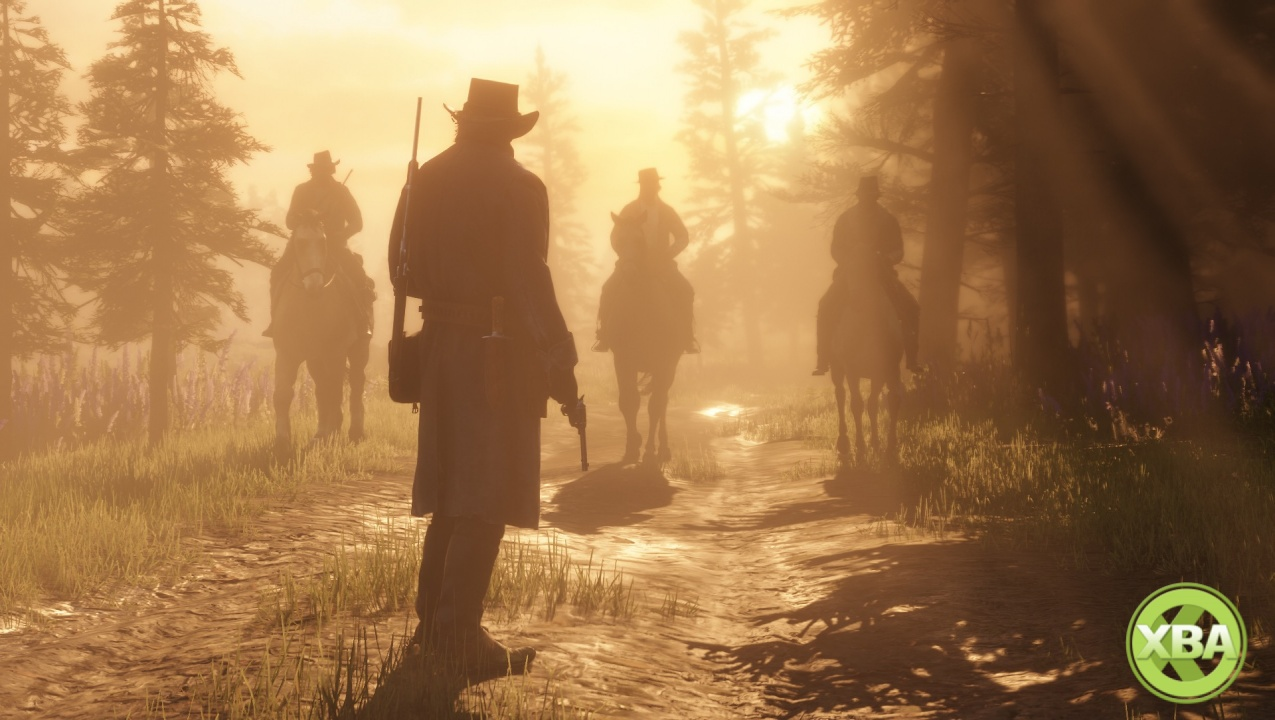 Red Dead Redemption 2 Leak Reveals Online Modes and More