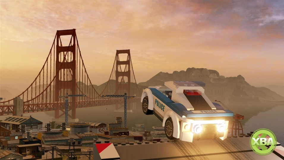Car Chase Games Xbox