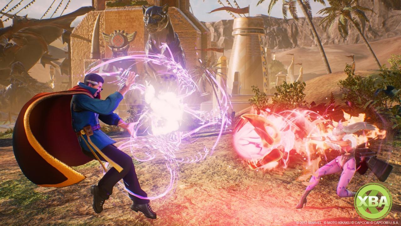 Capcom Release New Launch Trailer for Marvel vs. Capcom: Infinite