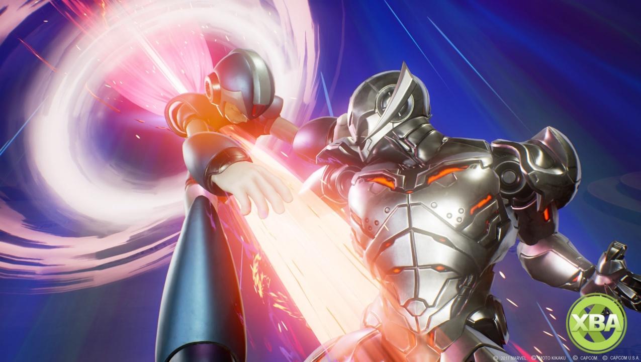 New Marvel vs. Capcom: Infinite gameplay trailer