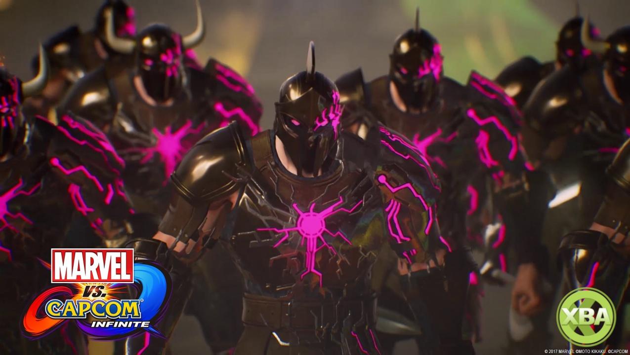 Marvel vs. Capcom: Infinite Shows Off Its Four Pre-Order Costumes