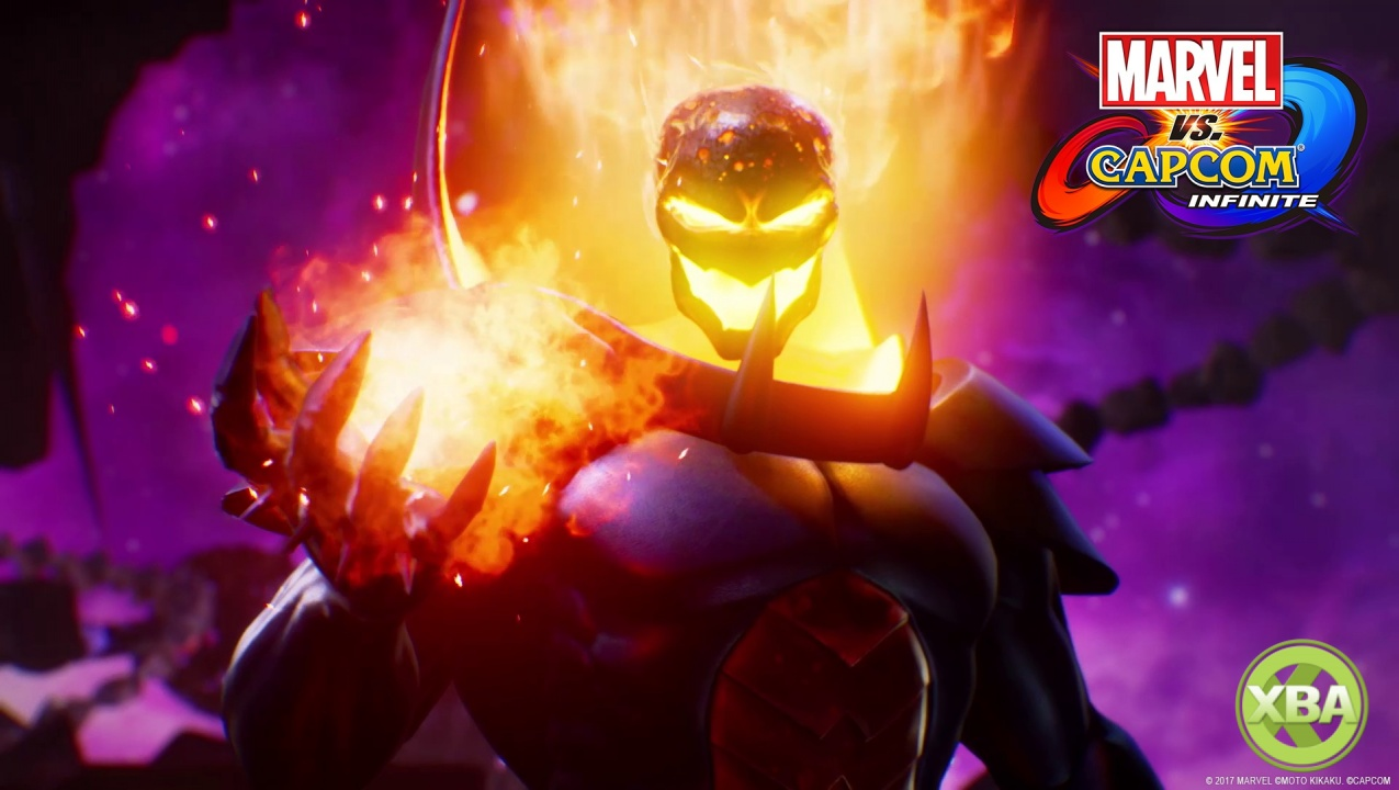 New Marvel vs. Capcom: Infinite Story Trailer Plays Like an Action Movie