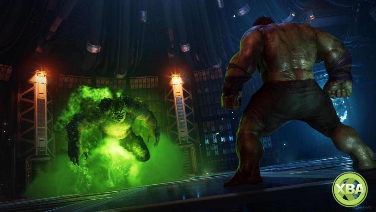 Marvel's Avengers to Join Google Stadia on September 1