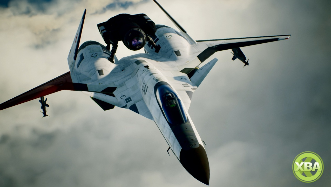 Ace Combat 7 DLC Packs Adding New Aircraft and Weapons From