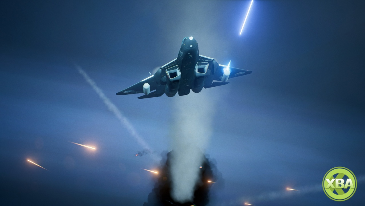 Ace Combat 7: Skies Unknown Celebrates Series' Biggest UK