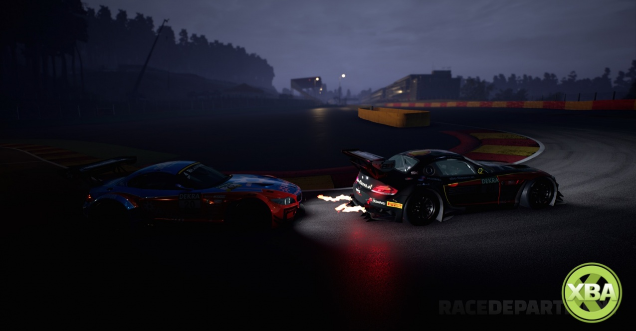 GTR 3 Will Be Coming to Console in 2018 - Xbox One, Xbox