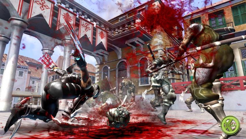 Ninja Gaiden Ii Now Backward Compatible On Xbox One Xbox One