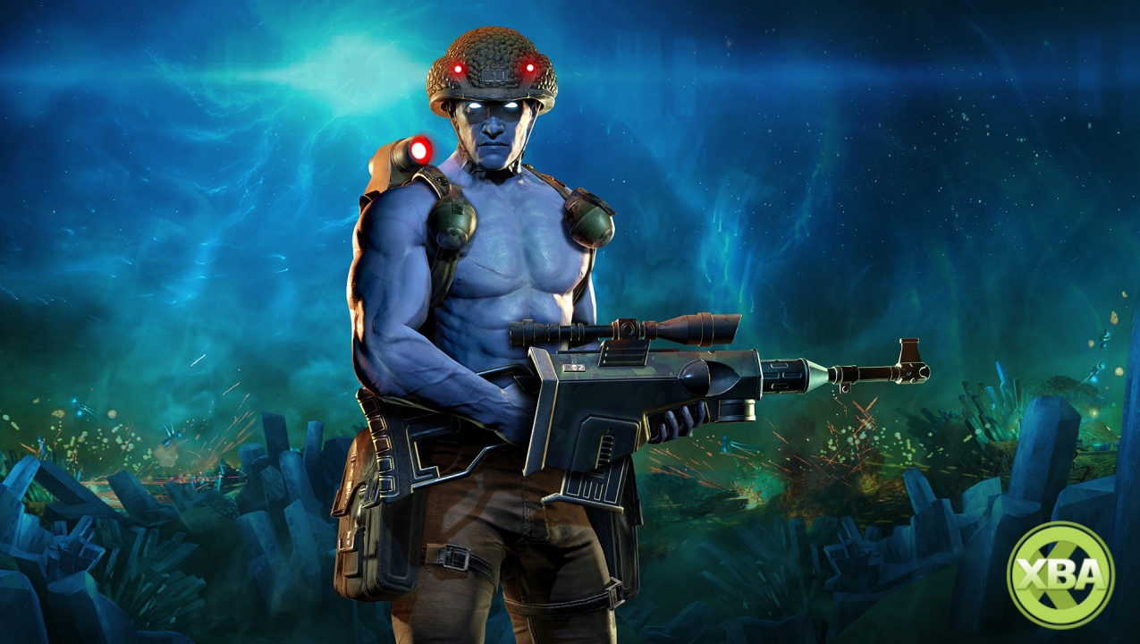 Rogue Trooper Redux is coming out in October