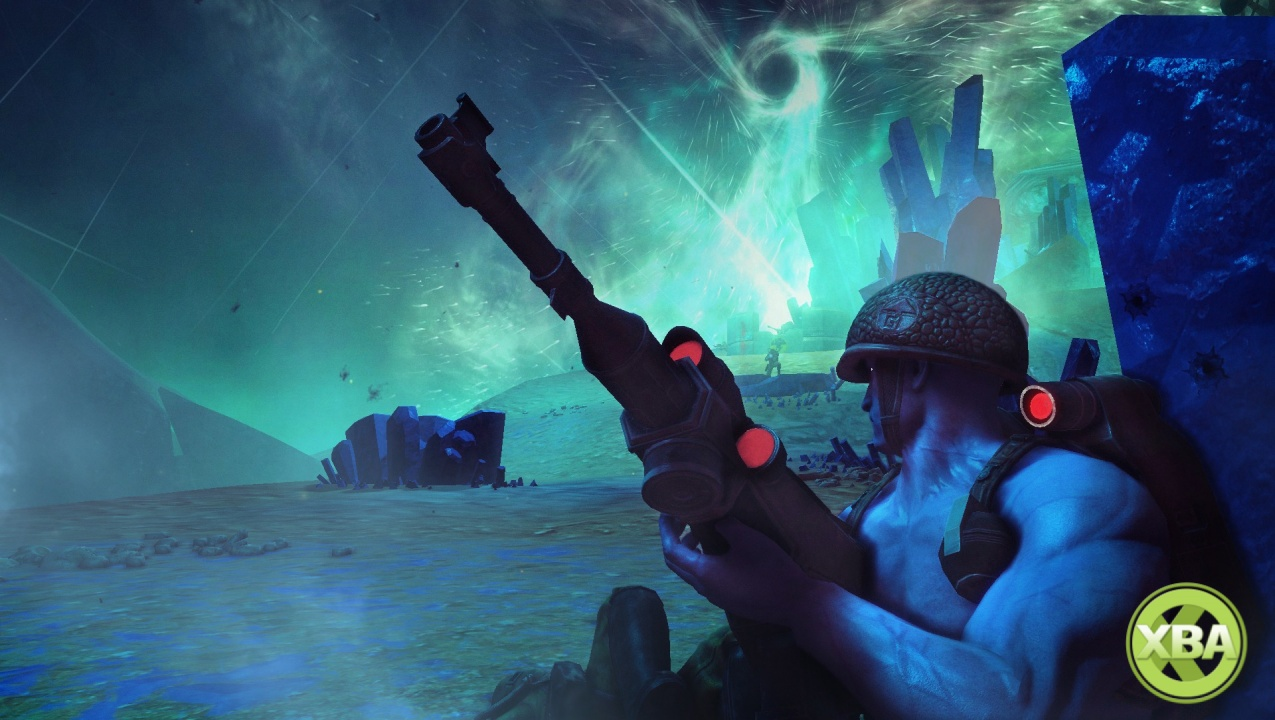 Rogue Trooper Redux, a remaster of the 2006 original, is out now