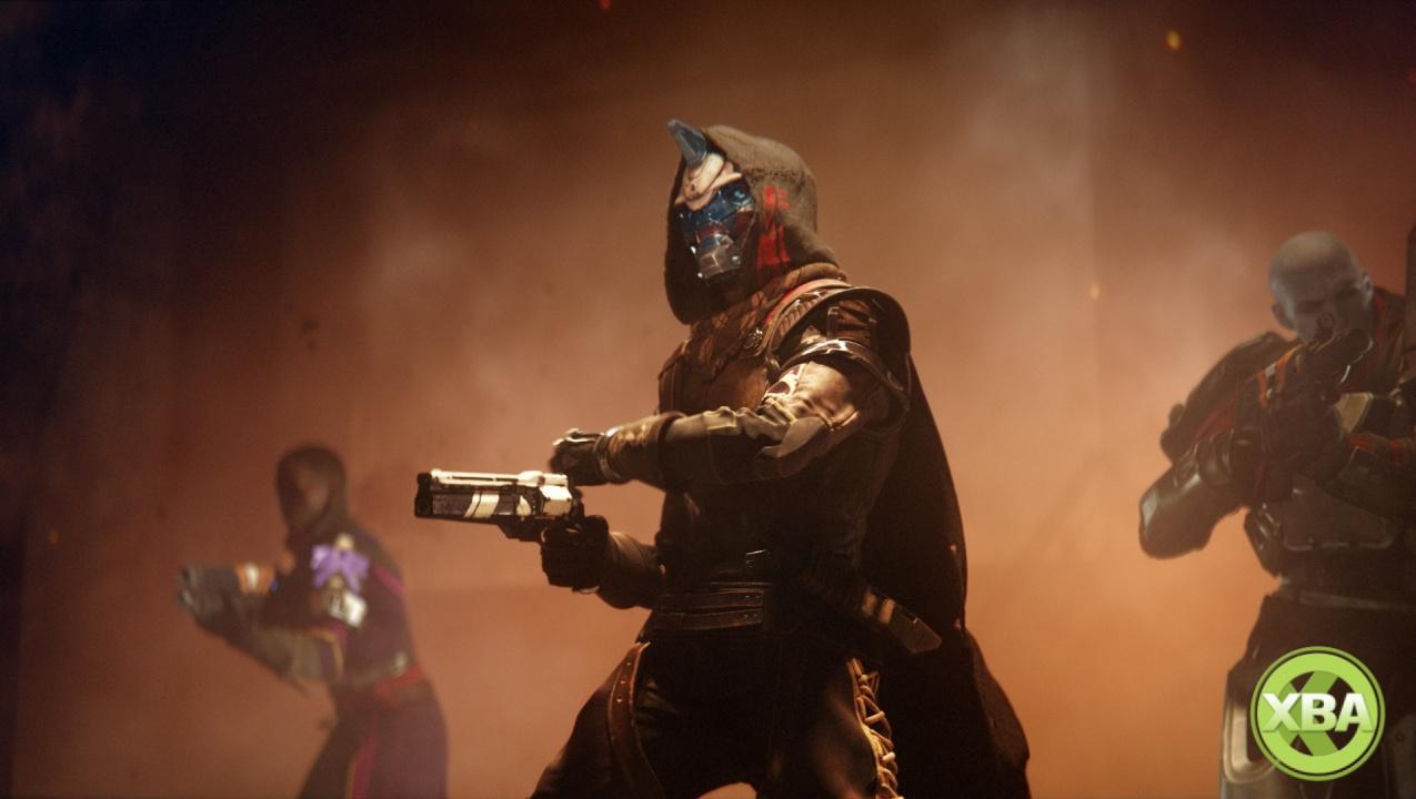 Destiny 2 gameplay revealed
