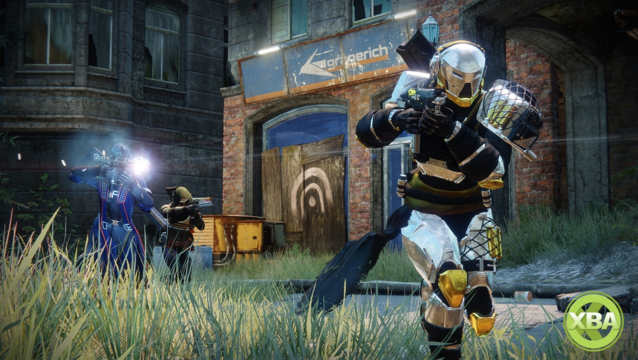 Destiny 2's First DLC Expansion, Curse of Osiris, Revealed by Microsoft Store