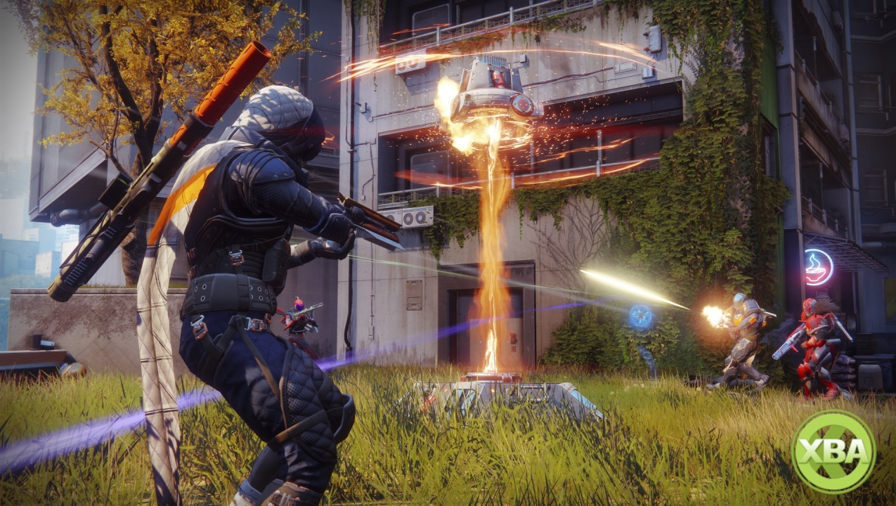 Destiny 2's New Competitive Multiplayer Trailer Pushes the Tempo