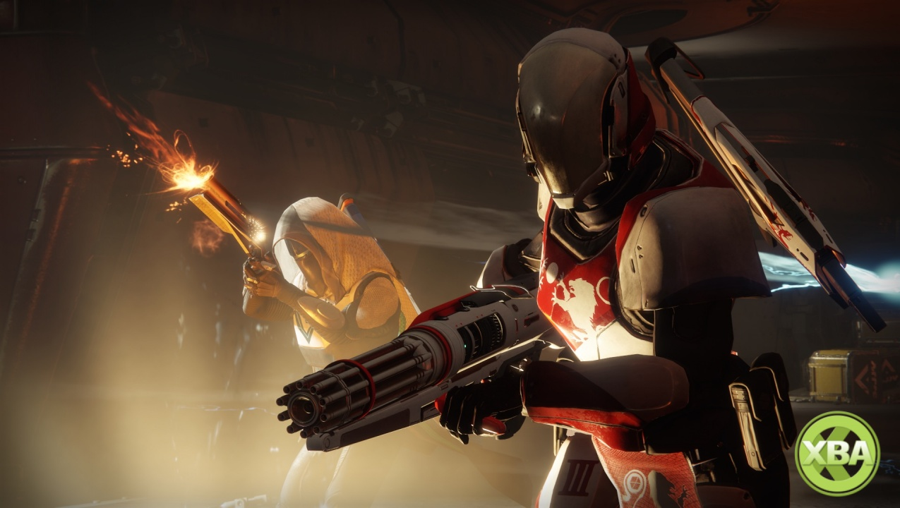 Destiny 2's First DLC Features Osiris, Mercury Patrol Zone