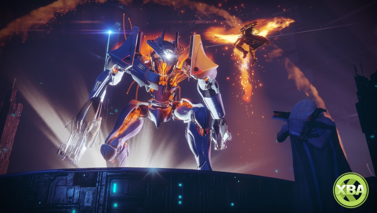 Bungie Turn Of Destiny 2's XP Throttling