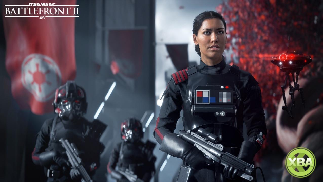 Star Wars Battlefront 2 Story Clip Reveals Malevolent Messenger Droids