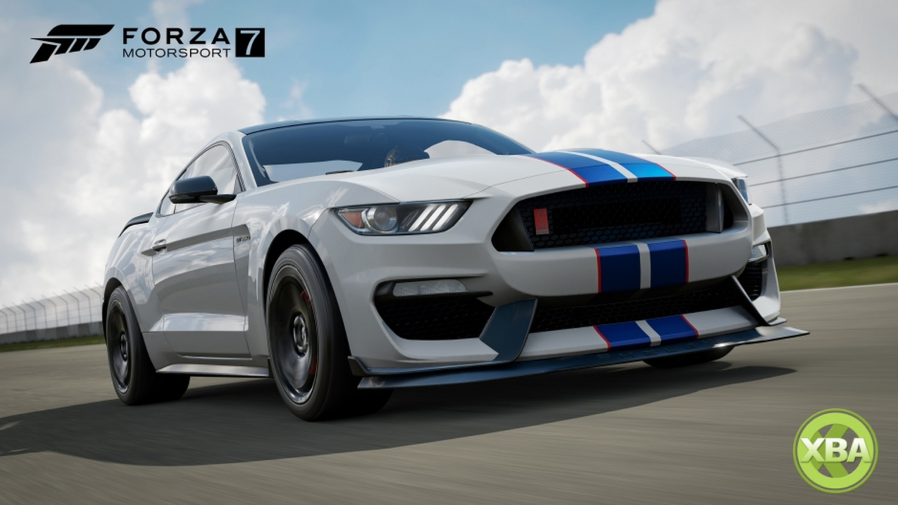 Forza Motorsport 7\'s Latest Car Reveal Packs Plenty of US Muscle ...