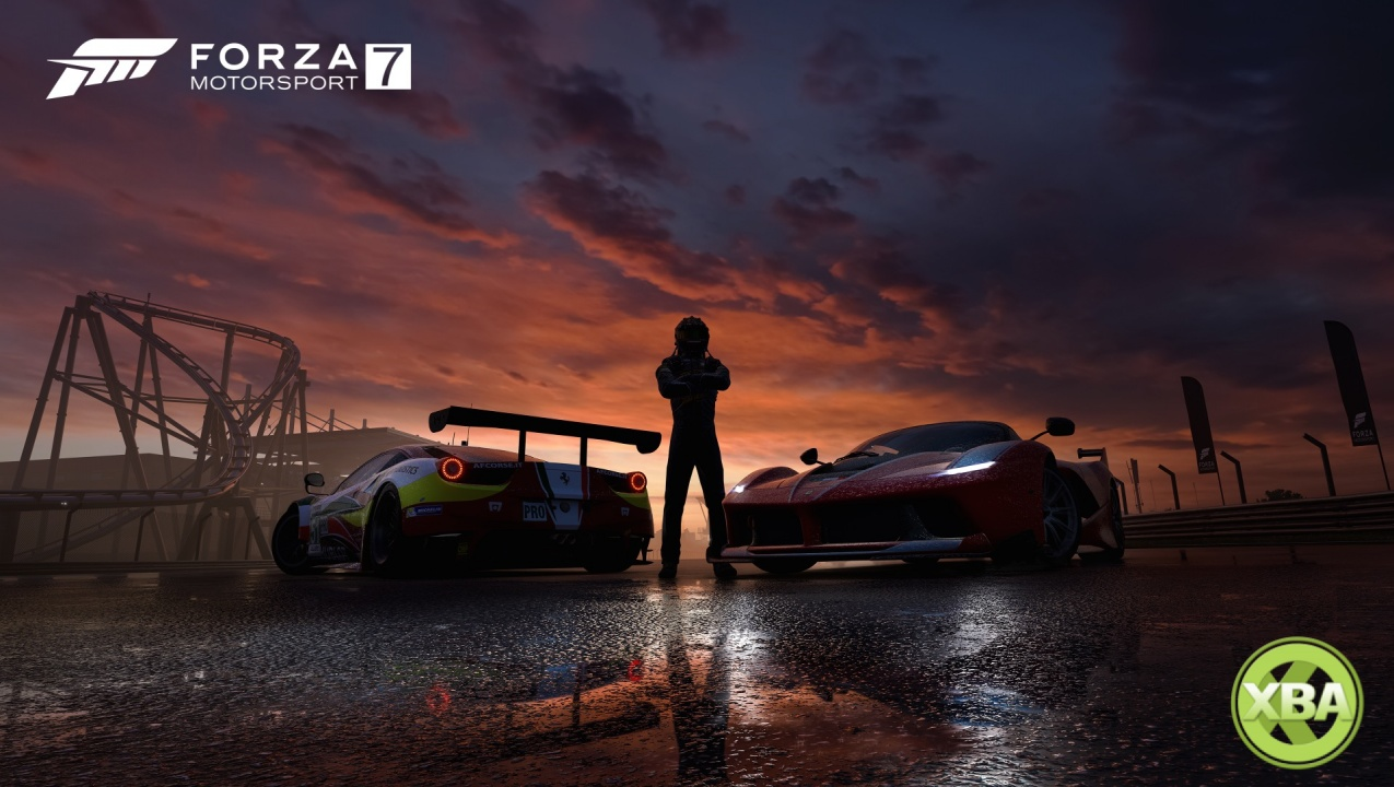 Forza Motorsport 7 OneDrive Music Support Not Available At Launch